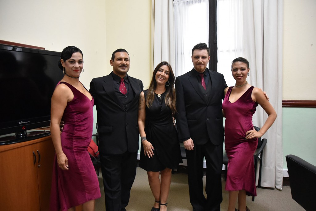 """Con una jornada a puro tango, inició el ciclo """"Cultura en el Concejo"""""""