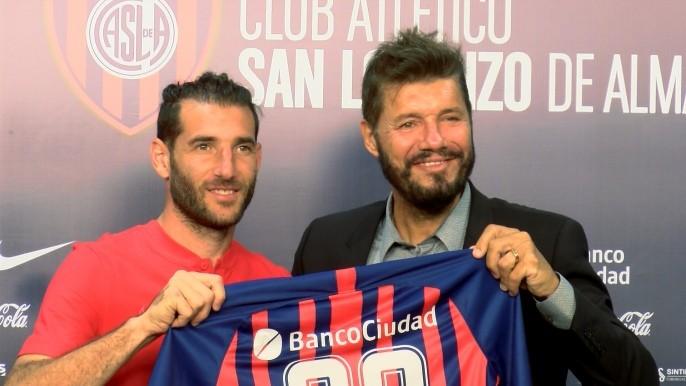 Ignacio Piatti volvió a San Lorenzo