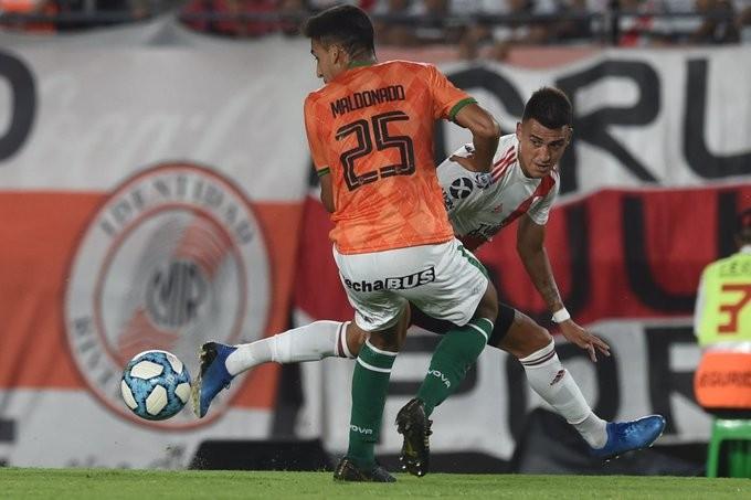 River Plate mereciendo una ventaja más amplia le ganó a Banfield 1 a 0