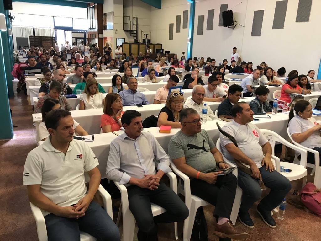 El Intendente acompañó un encuentro internacional religioso