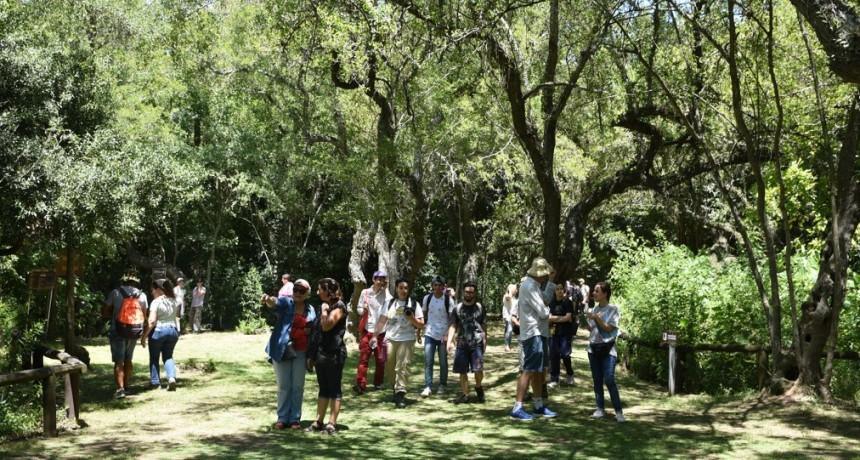 Día Mundial de los Humedales: más de 250 vecinos y turistas participaron de visitas guiadas