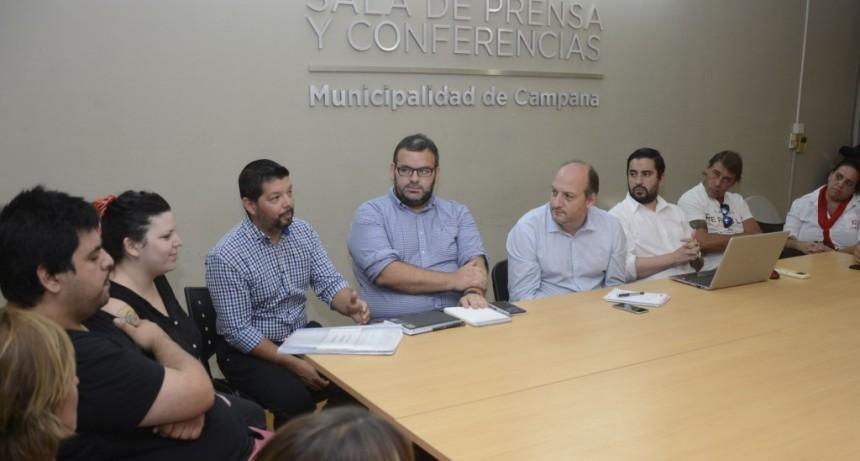 El Municipio avanza en una agenda de trabajo con responsables de food trucks