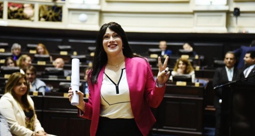 Soledad Alonso: La tarjeta alimentaria se distribuirá en Campana durante el Mes de Marzo