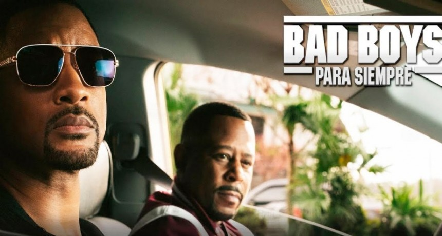 Bad Boys for life se estrenó en el Cine Campana