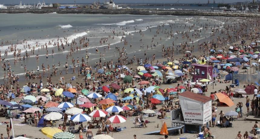 Fin de semana largo  Mar del Plata: arribaron 287.032 turistas en carnavales