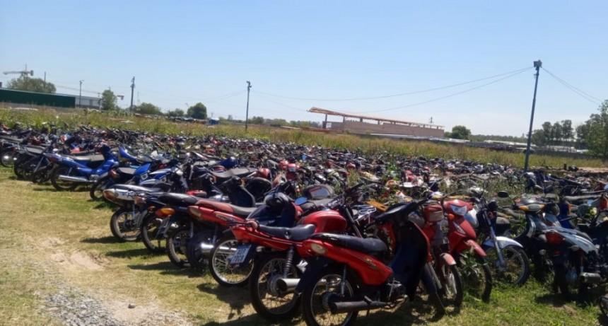 Operativos en Carnaval: secuestran 26 motos y 9 autos
