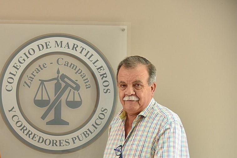 CARLOS TERRAGNO : LA ACTIVIDAD NO SE VIO TAN RESENTIDA EN CAMPANA