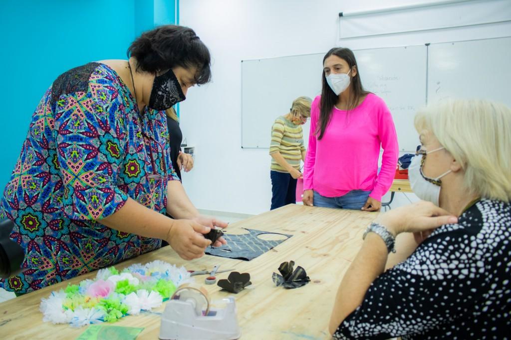 El Municipio ofrece una importante y amplia oferta de talleres culturales de verano