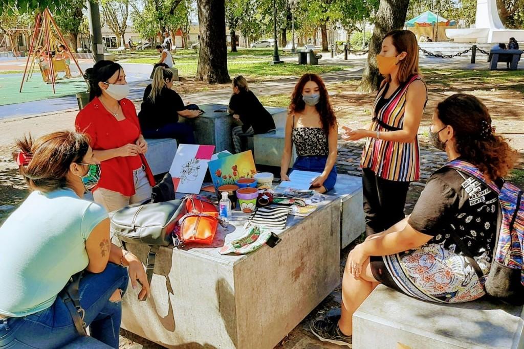 Se presentó el proyecto de ordenanza para crear las ferias artesanales