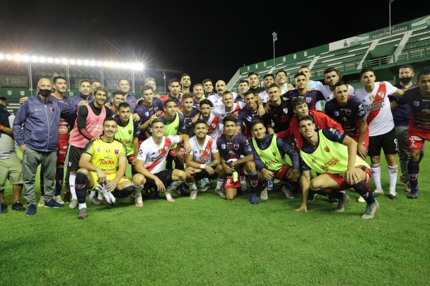 River Plate abrió el año con un triunfo  por Copa Argentina
