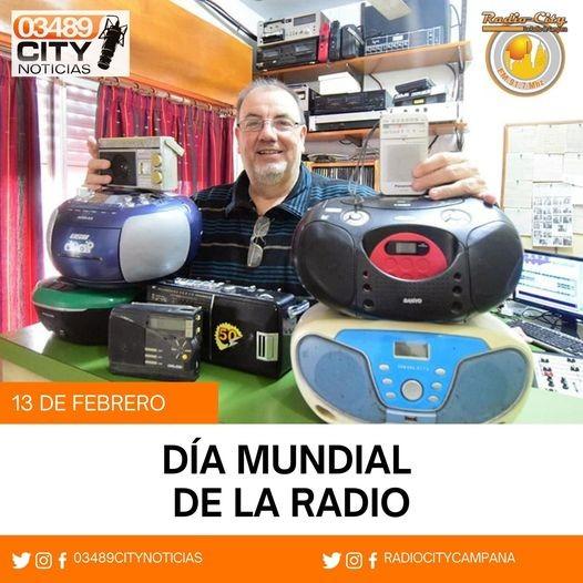 13 DE FEBRERO DIA MUNDIAL DE LA RADIO