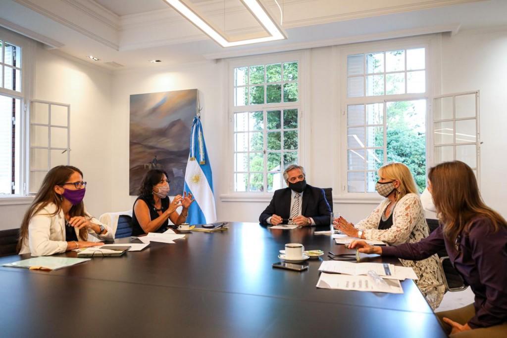 El Gobierno nacional trabaja en la creación del Consejo Federal para el Abordaje de Femicidios