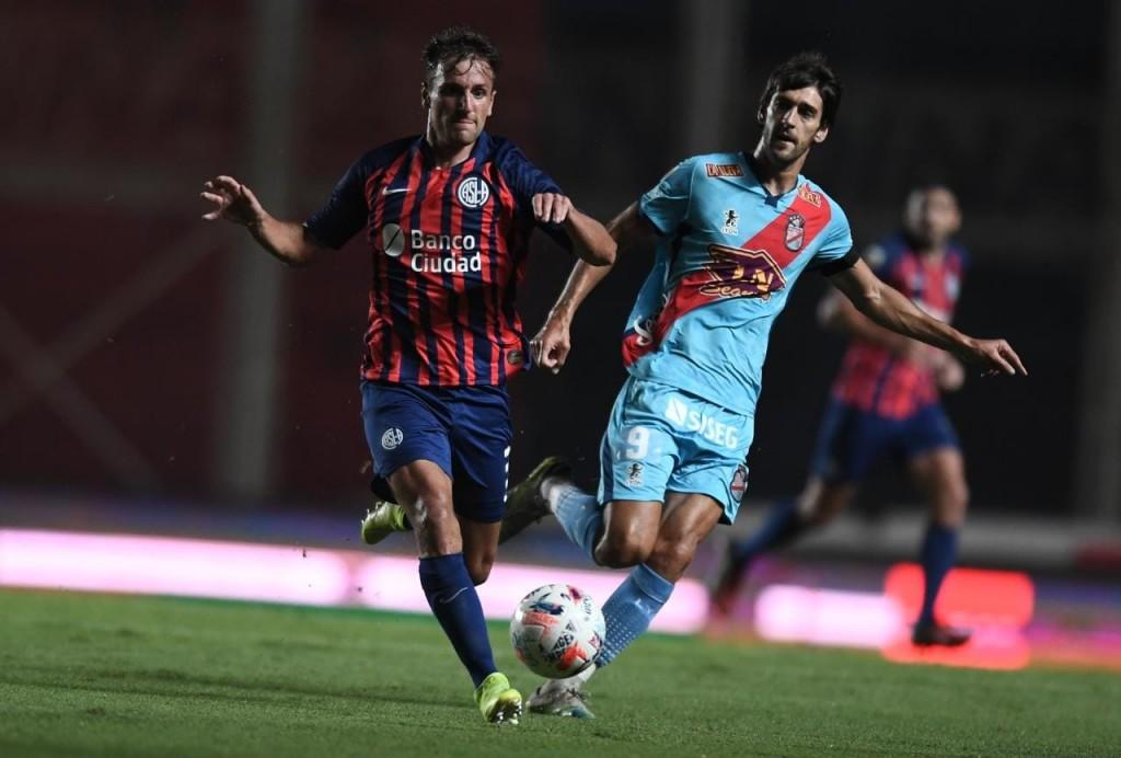 San Lorenzo derrotó a Arsenal de Sarandí por 2 a 1