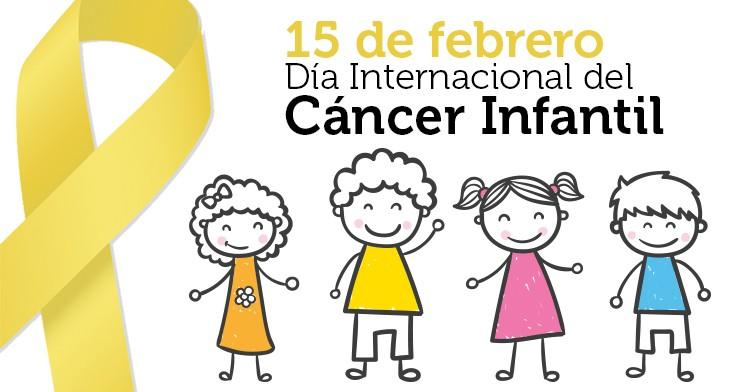 15 DE FEBRERO : Día Internacional del Cáncer Infantil