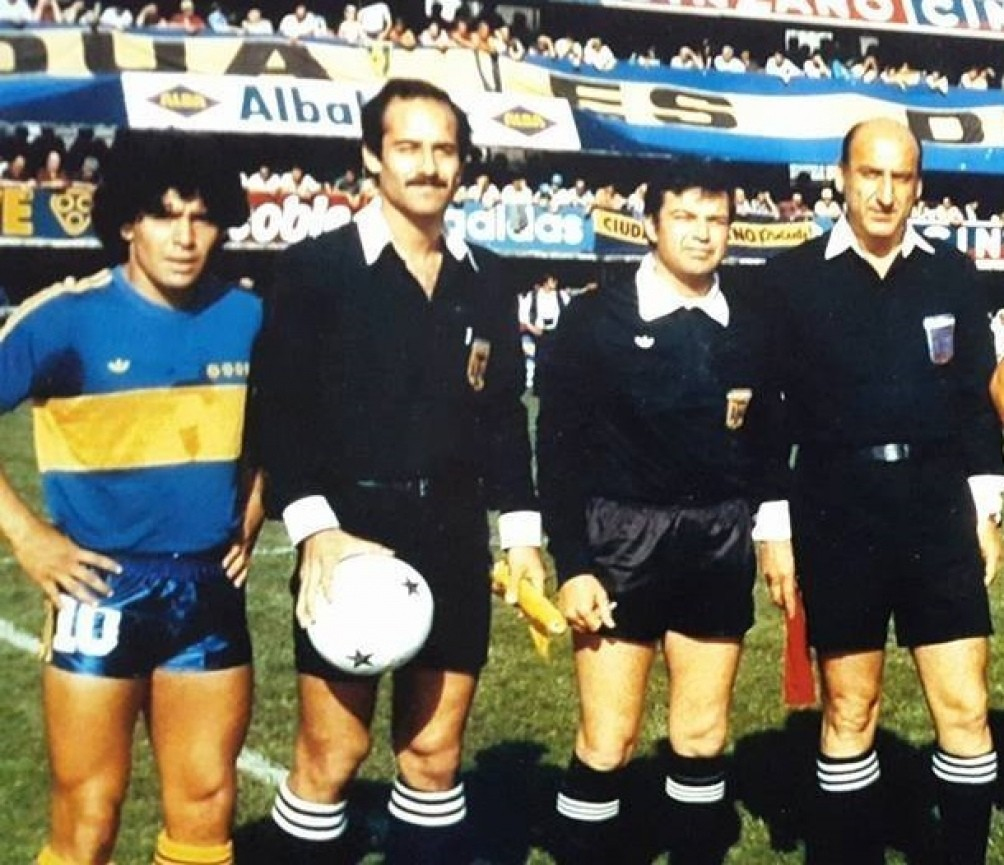 Diego Maradona a 40 años de su debut en Boca Juniors