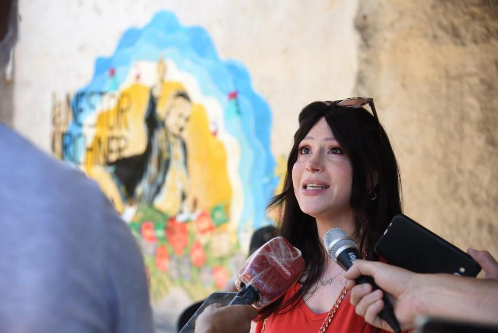 SOLEDAD ALONSO : PEDIMOS QUE EL INTENDENTE SE RETRACTE DE SU ACUSACION