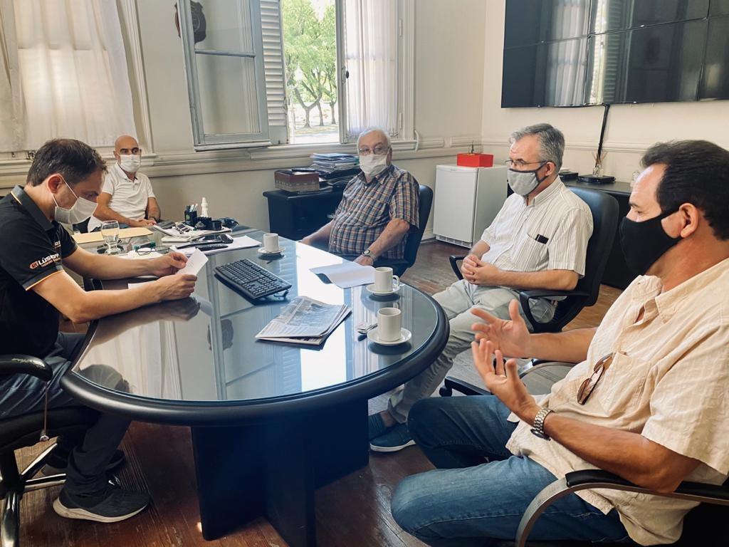 El Intendente y autoridades de la CUCEI delinearon pautas de trabajo para este año