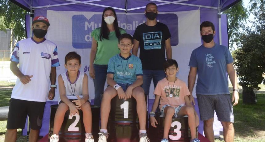 Con una Maratón, cerró una nueva semana de la Colonia Educativa Municipal