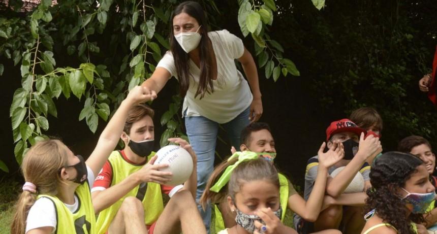 Más de 150 chicos disfrutaron de la Colonia Educativa Municipal