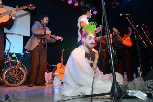 """La """"Noche de solistas"""" se presentó en el Teatro Municipal"""
