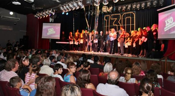 La Comunidad fue protagonista de la presentación de los festejos por el 130° Aniversario de Campana