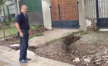 """""""Las obras públicas en la Ciudad ya son cualquier cosa"""""""
