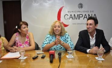 Misión cumplida  La Intendente Giroldi anunció la inauguración de la Escuela Técnica Nº 2