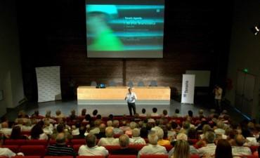 Tenaris realizó una charla abierta con referentes de la comunidad