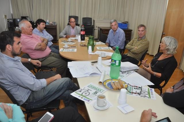 El Municipio y los hoteleros trabajan en la promoción de Campana como destino turístico