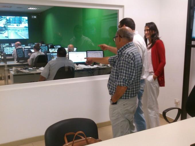 Funcionarios de Olavarría visitaron el CIMOPU para conocer su trabajo