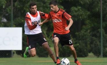 River Plate continúa sus entrenamientos