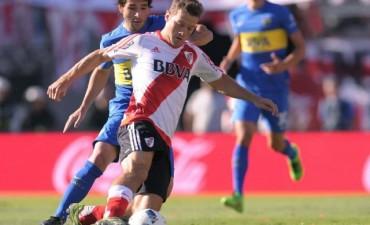 River Plate y Boca Juniors igualaron 0 a 0