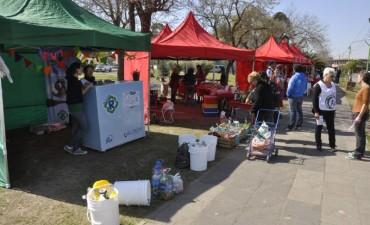 """El Municipio dispone un """"Punto Verde"""" para dejar reciclables"""