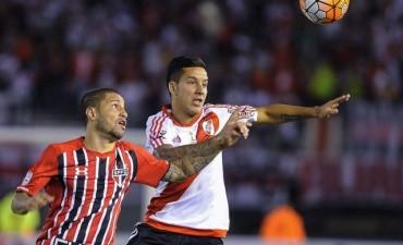 River Plate empató con San Pablo 1 a 1