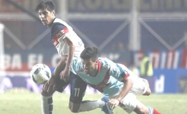 San Lorenzo de Almagro perdió con Arsenal de Sarandí por 2 a 0