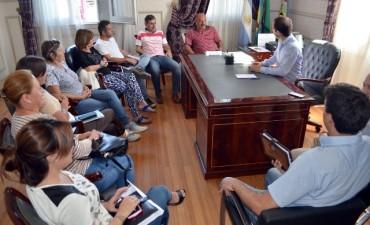 El Intendente se reunió con los concejales del bloque Cambiemos