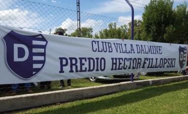 Villa Dàlmine debutò en Juveniles