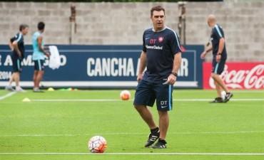 San Lorenzo: Regresó al trabajo