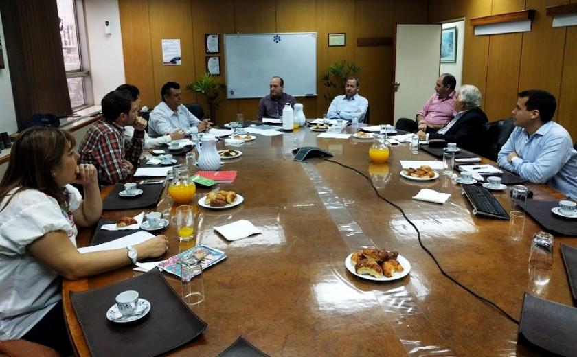 Se realizó la reunión mensual de la Agencia de Desarrollo Campana