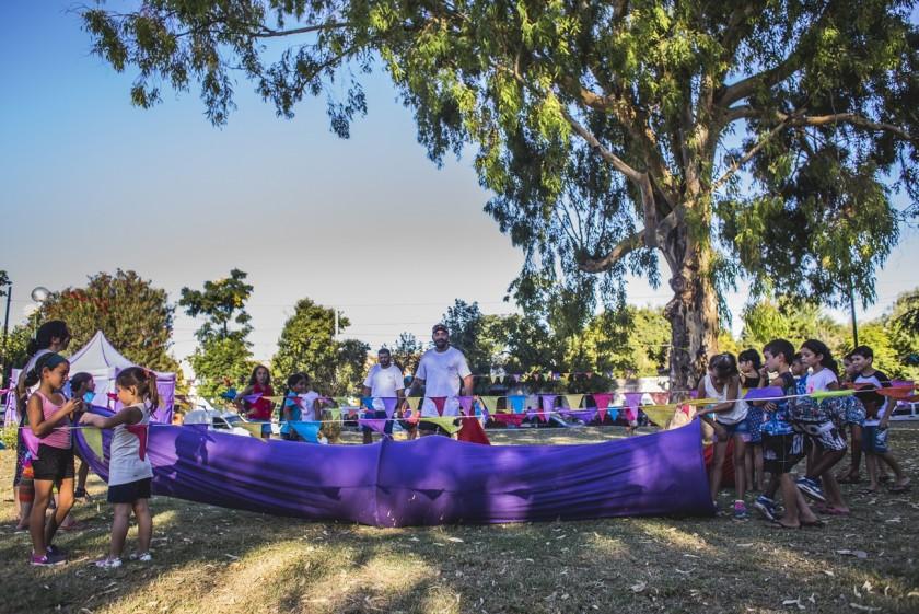 Con la visita a dos barrios, este fin de semana finaliza la edición veraniega del festival Cerca tuyo