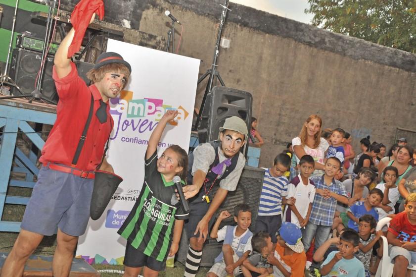 """""""Cerca Tuyo"""" cerró su edición de verano con la cultura local como protagonista"""