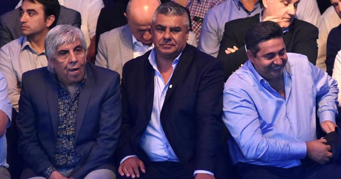 Elecciones en AFA: Claudio Tapia asumió como presidente
