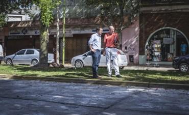 El Municipio inicia un importante Plan Integral de Bacheo en el casco urbano