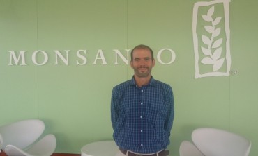 Juan Farinati presente en la Expoagro 2017
