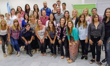 Campana participó de la primera Actualización de Género y Diversidad Sexual