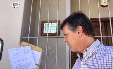 Axel Cantlon presentó una denuncia en el Tribunal de Cuentas por incumplimientos en el acceso a la información