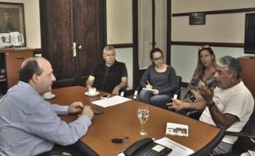 Roses se reunió con ex combatientes para avanzar en la agenda de actos por el 35º de Malvinas