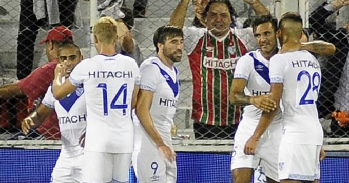 Vélez venció a Estudiantes