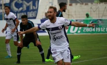 Villa Dálmine empató con Brown de Puerto Madryn 1 a 1