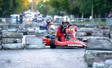 El sábado habrá una exhibición de karting en el Museo del Automóvil